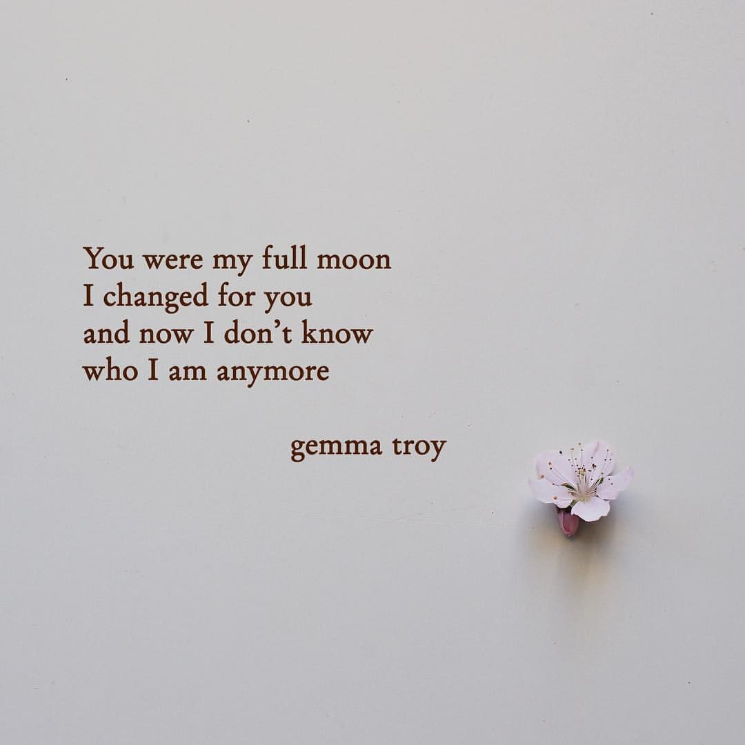 "5,434 Likes, 55 Comments - Gemma Troy Poetry (@gemmatroypoetry) on Instagram: ""Thank you for reading my poems and quotes/text that I post daily about love, life, friendship and…"""