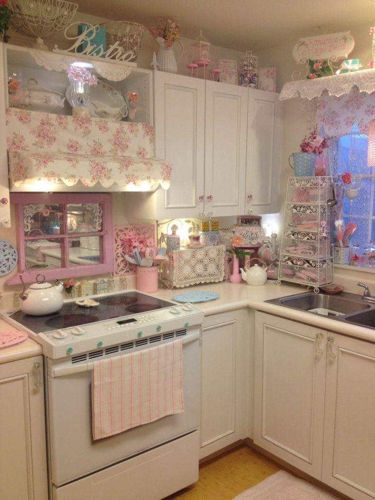 25+ romantische rosa Küche Farbschema, das Sie wissen