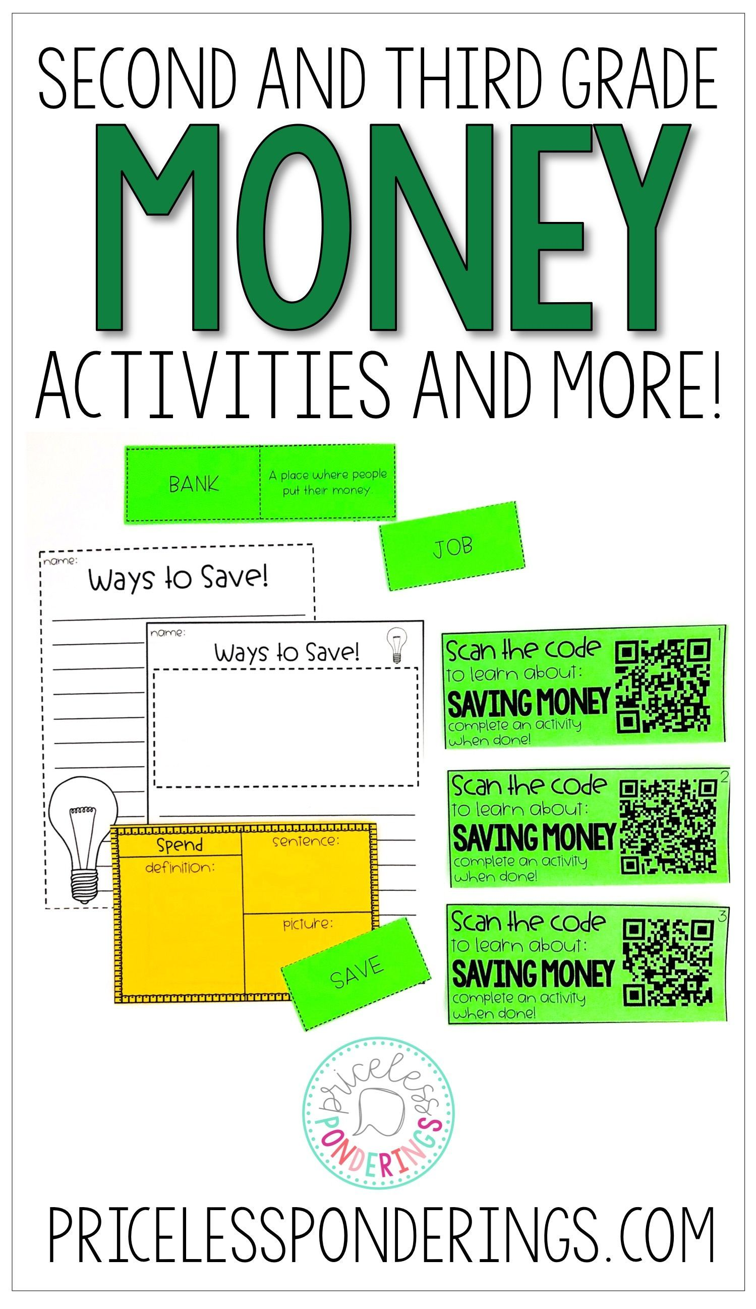 Teach Your Students About Spending And Saving Money With