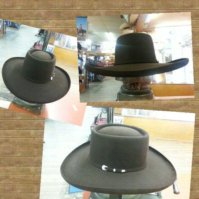 14cee400407d7 A Resistol nutria felt hat 5