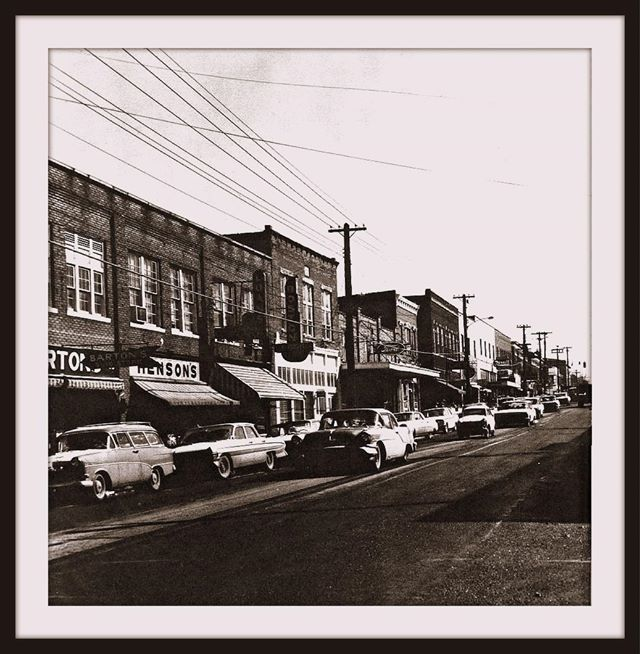 Main Street In The 1960s Old Laurel County Ky Photos In 2019