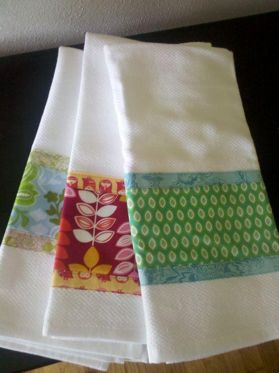 dish towel material by the yard cute dish towels fabrics rh pinterest com