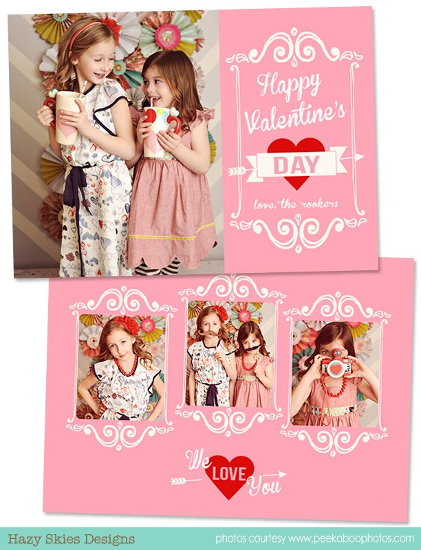 Valentine S Day Card Template Valentines Day Card Templates Valentines Day Photos Valentine Card Template