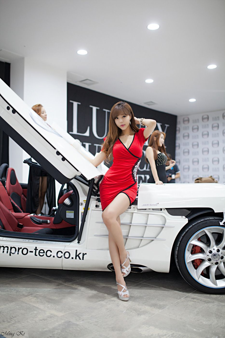 sexy girls and sexy cars