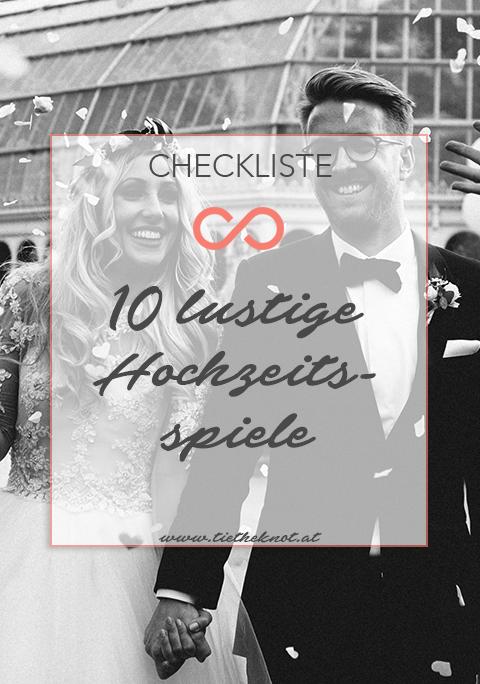 Spiel Spaß 10 Lustige Hochzeitsspiele Für Brautpaar Und Gäste