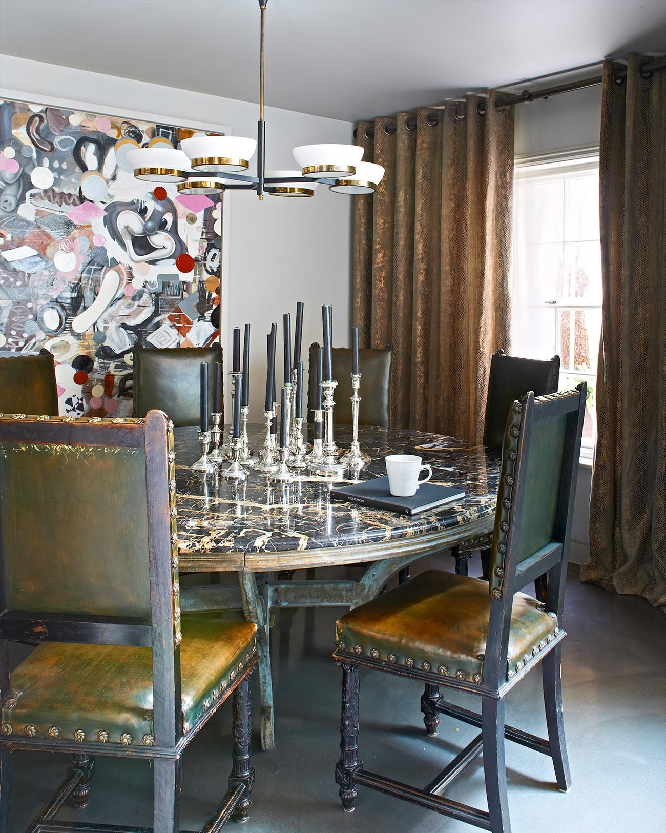 Interiors the west London home of boho