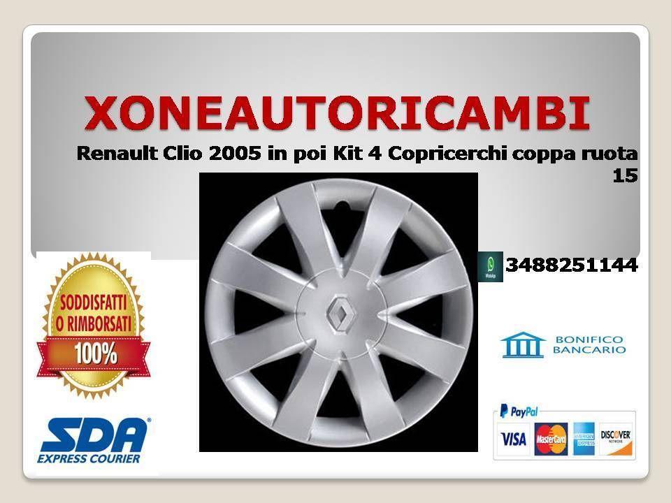 Kit Dischi e Pastiglie PEUGEOT 308//307CC//307 SW 1.6 16V 9011D2038 150 HP