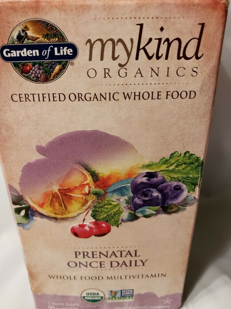 If You Prefer Organic Ingredients The Garden Of Life Mykind