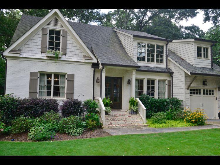 ajc private quarters in buckhead great exteriors house paint rh pinterest com