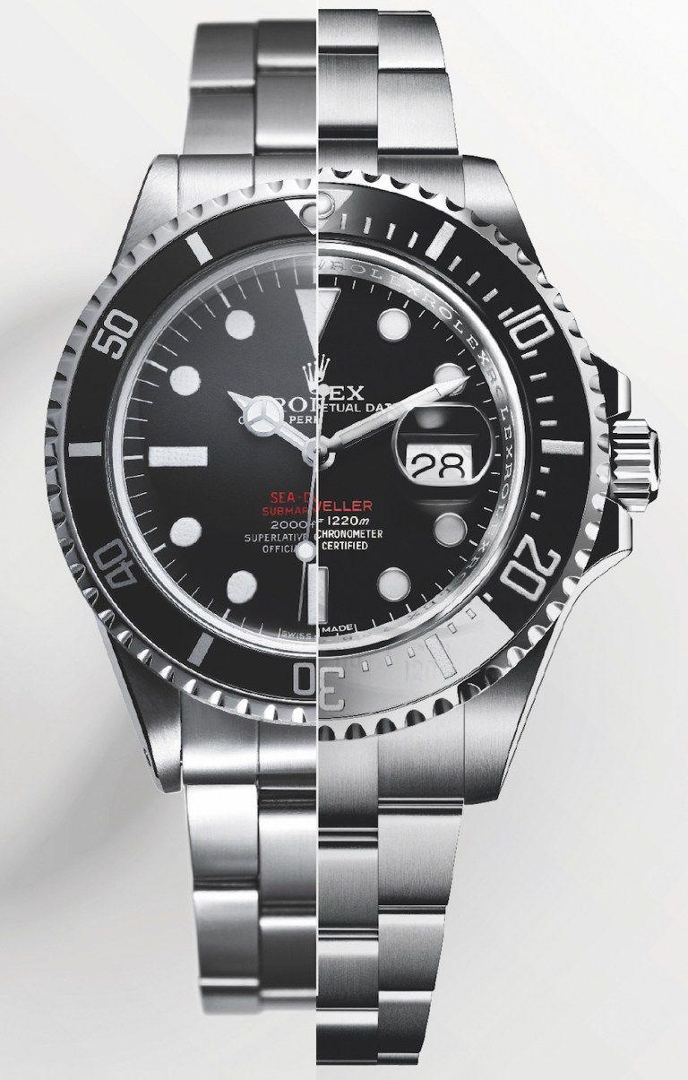 Rolex SeaDweller 126600 Watch Marks 50th Anniversary Of
