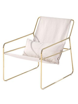 sling chair by sagebrook home at gilt living room in 2019 rh pinterest com