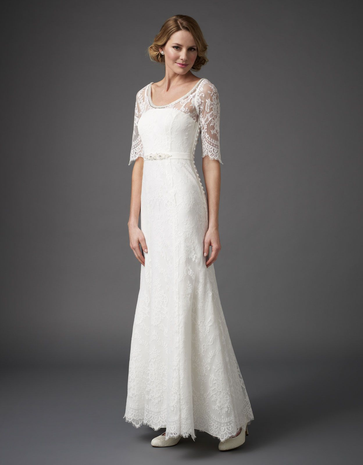 ElisaThis could be the one for me Carlotta Bridal Dress