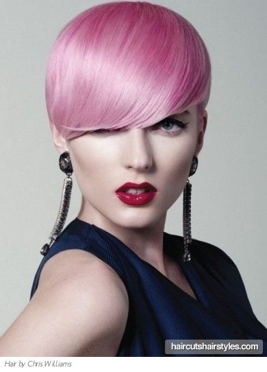 bold hair style pink hair bold pink hairstyle idea hair style 4609 | 0e0a50f7ef081bb8299f137d753006b6