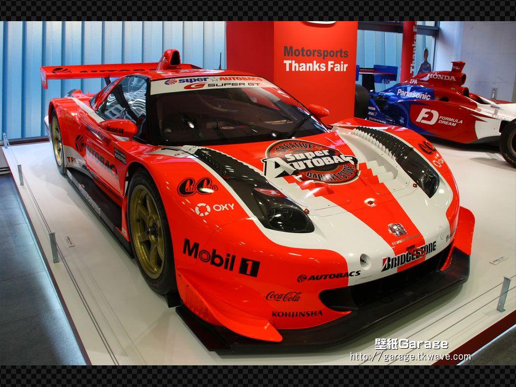 Honda Nsx Super Gt ホンダ ホンダnsx レースカー