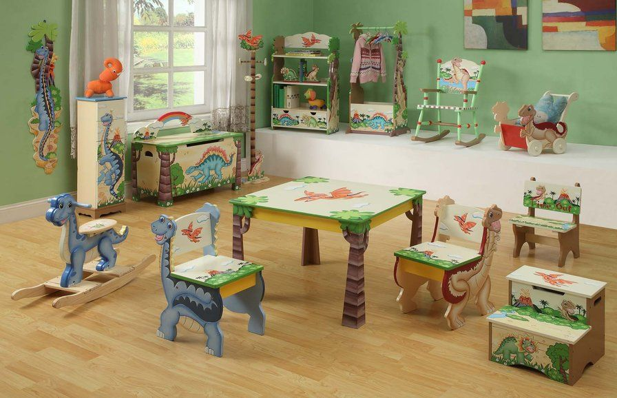 Wholesale Kids Room Furniture & Decor, Hand Painted & Hand Carved, Wooden Toys   Teamson.com Kids Furniture and Toys