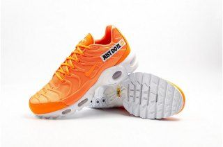 1f9f4dfb7d New Style Nike Air Max Plus TN SE Men's Cushioning Casual Sports Shoes  Orange / White