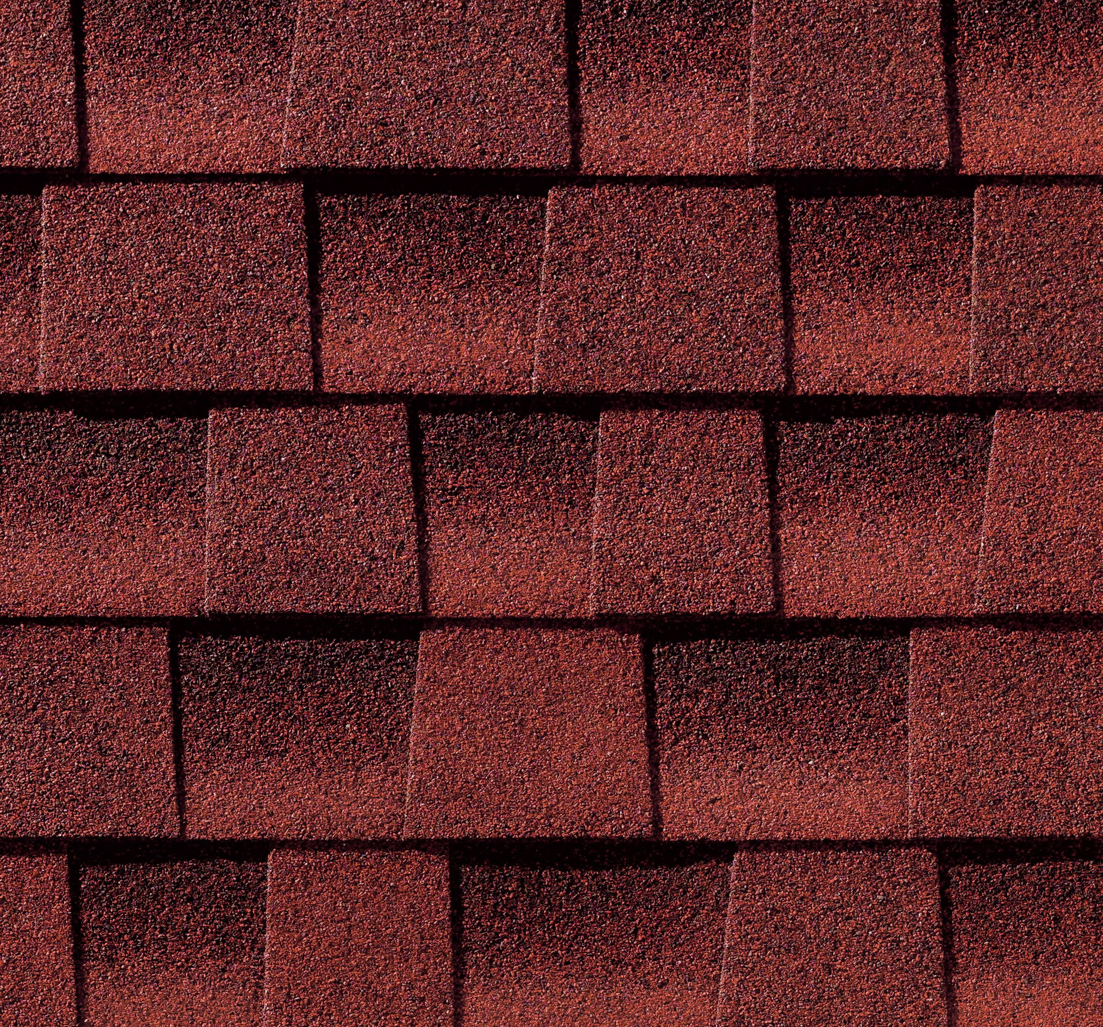 Best Patriot Red Gaf Timberline Roof Shingles Swatch With 400 x 300