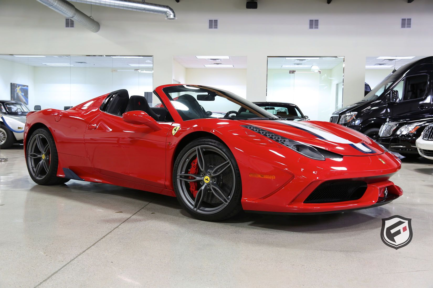 2015 Ferrari 458 Speciale Aperta Fusion Luxury Motors United States For Sale On Luxurypulse Ferrari 458 Ferrari Shopping