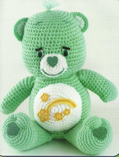 Glücksbärchi! :D :D :D | Crochet | Pinterest | Häkeln, Gewitter und ...