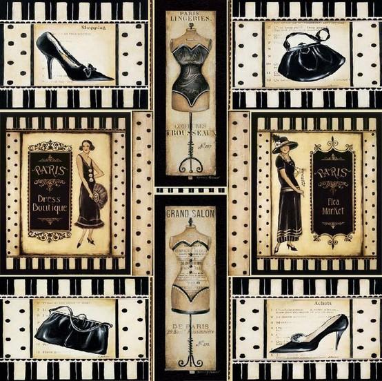 Vintage Shower Curtains Vintage Fabric Shower Curtain Liner In 2020 Vintage Paris Vintage Fashion Background Vintage