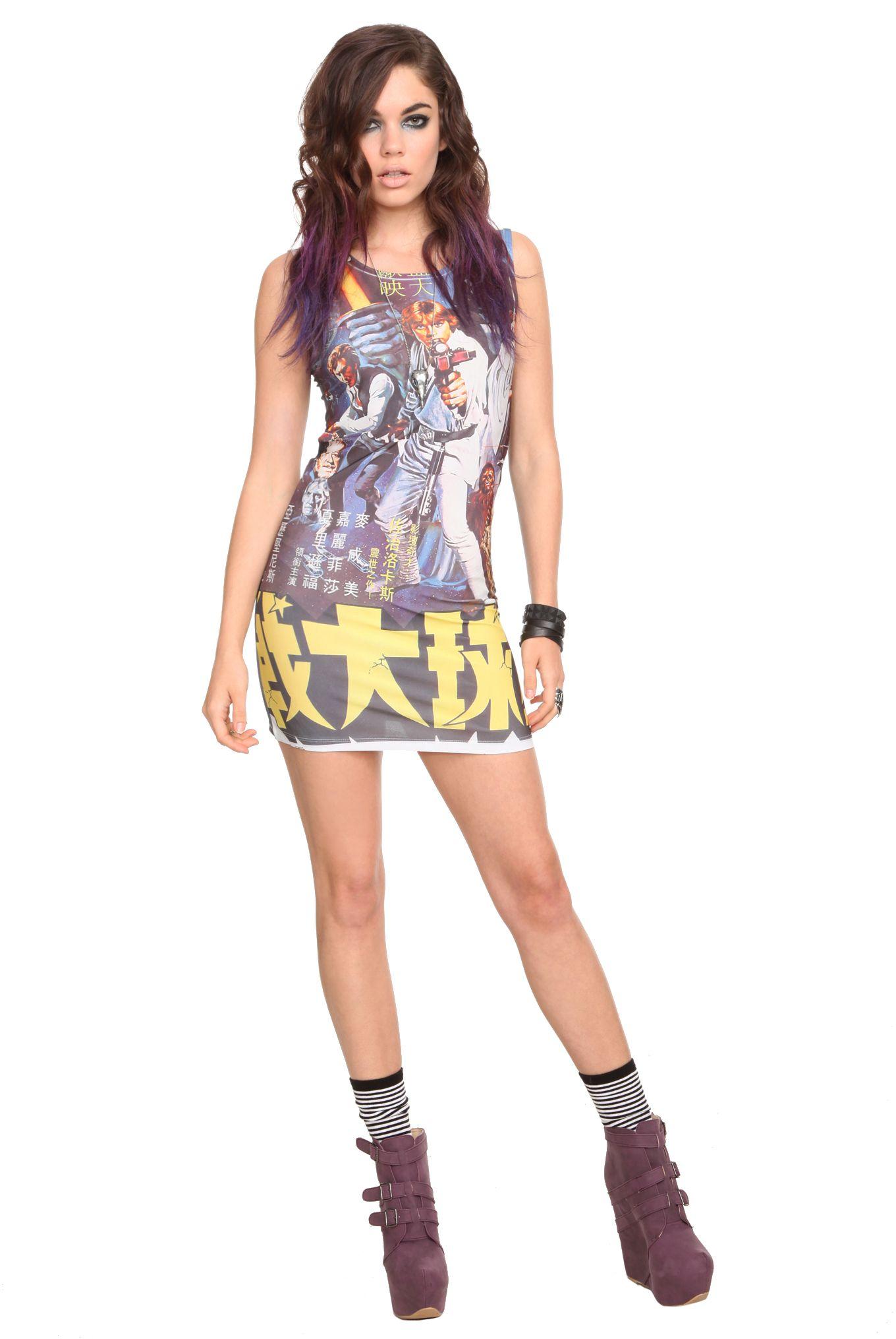 hot topic exclusive star wars dress my style star wars dresses rh pinterest co uk