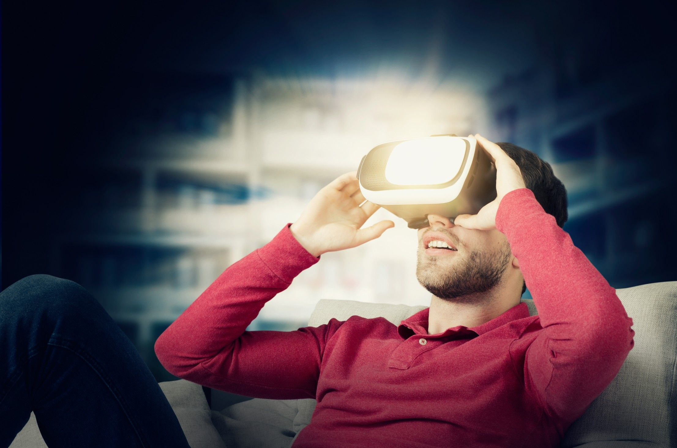 VR is the future! With VR apps, businesses, games, movies