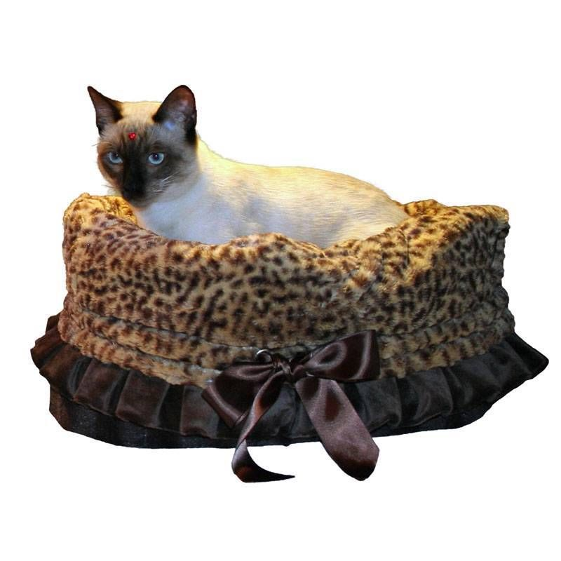 Leopard Lightweight Reversible Snuggle Bugs Bed Bag