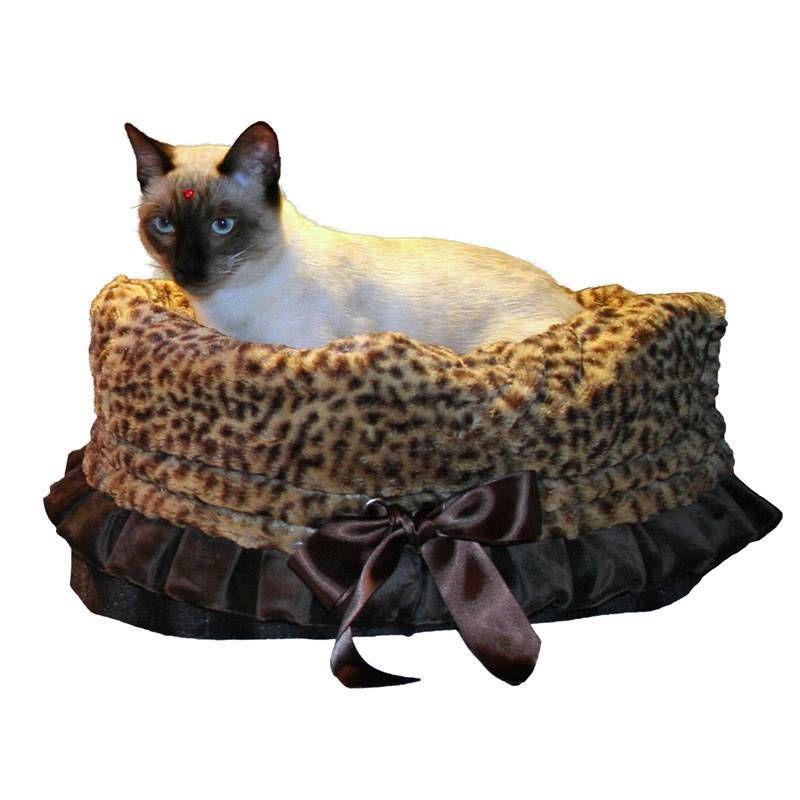 Leopard Lightweight Reversible Snuggle Bugs Bed Bag