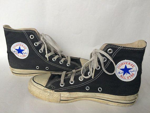 Vintage Chuck Taylor Black Converse