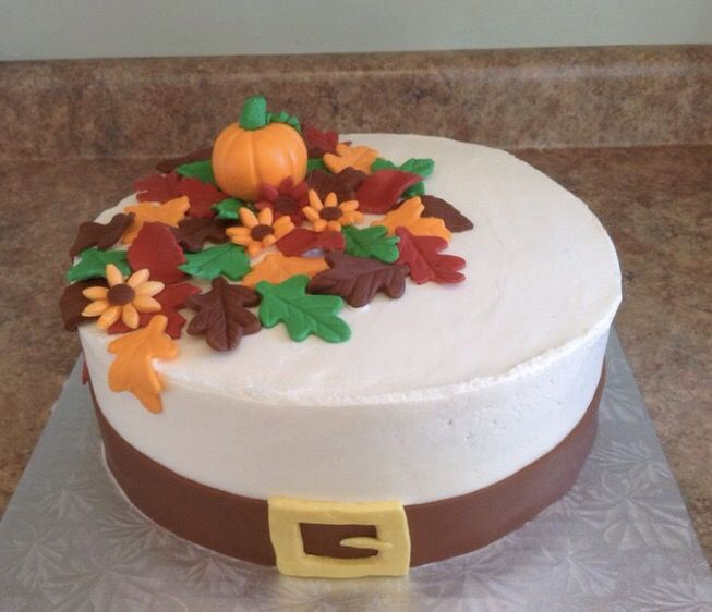 Pin by Amanda Clark on Cakes Pinterest Thanksgiving ...