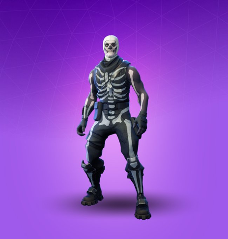 Fortnite Naruto Skull Epic Games Halloween