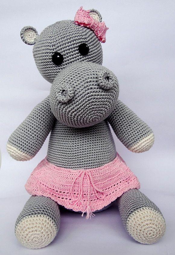 amigurumi-hipopotamo