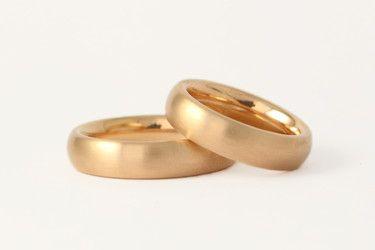 Eheringe Gold Goldring Trauring Hochzeit 585hochzeit