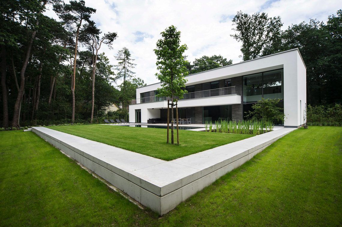 Interieur villa moderne gallery of metamorfose voor moderne villa