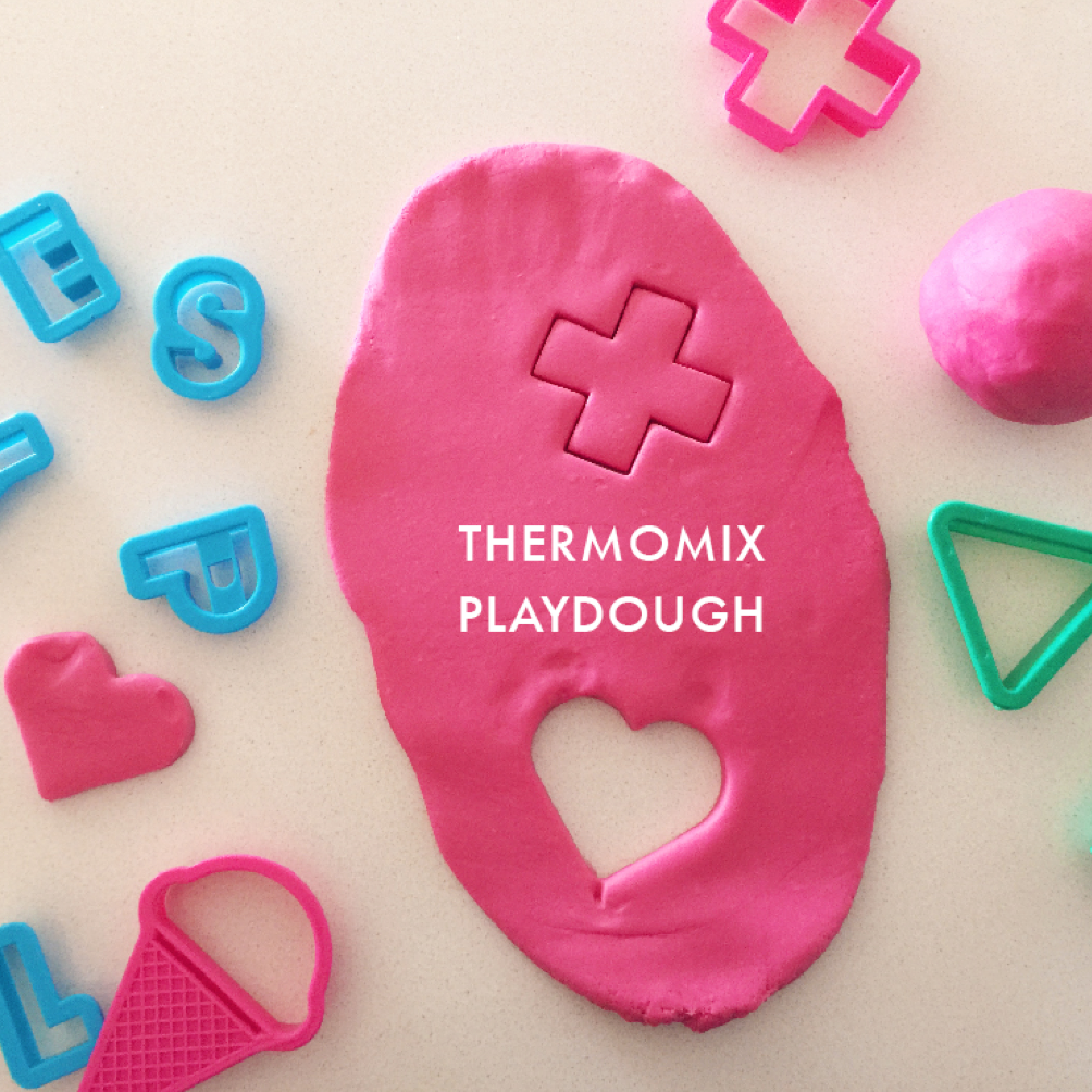 Pin by NumberW on coloqr Thermomix, Thermomix playdough