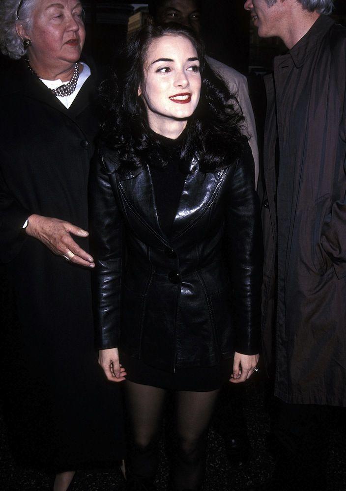 Winona Ryder: Style File