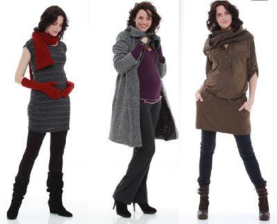 fb5c3f12963 moda estilo maquillaje mujer ropa zapatos venta: Moda Invierno para  Embarazadas