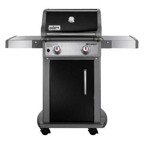 Spirit E 210 2 Burner Propane Gas Grill With Cabinet In 2020 Weber Gas Grills Gas Grill Reviews Gas Grill