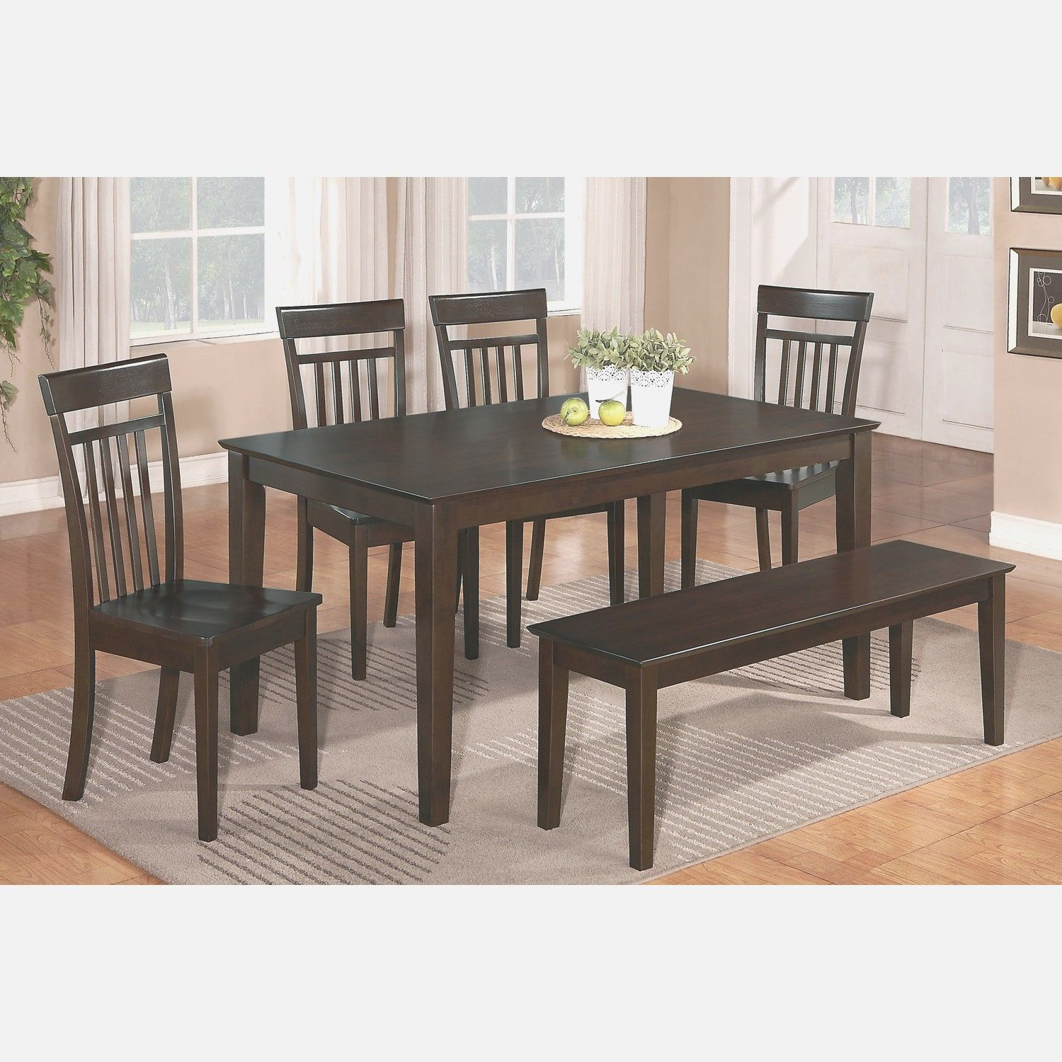 6 Piece Kitchen Table Sets 6