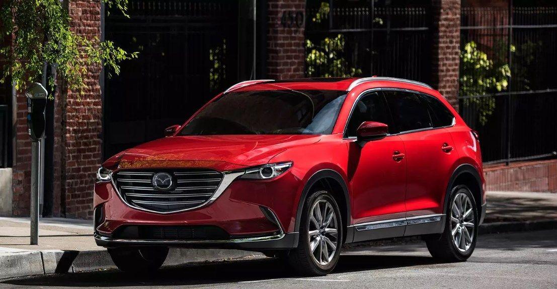 2020 Mazda Cx 9s