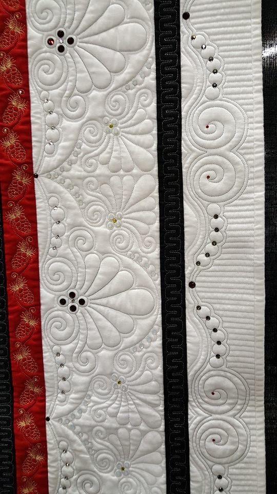 Pin de borgnyo en Quilt Machines | Pinterest | Edredones, Acolchados ...