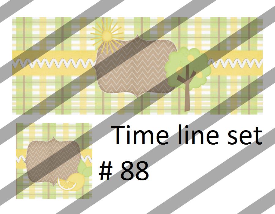 time line set 88