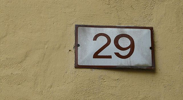 Twenty-Nine Facts About the Number 29   Josie's Fundraiser