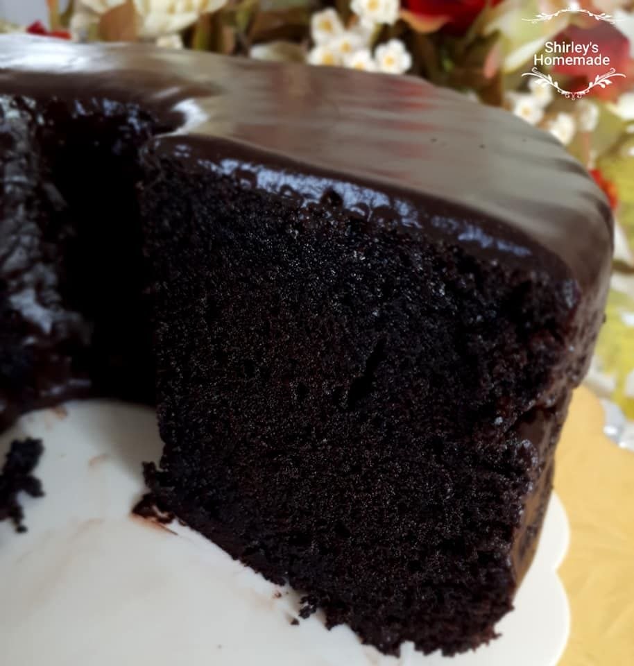 (Complete Recipe) Special Moist Chocolate Cake | Daily Homecook Meal