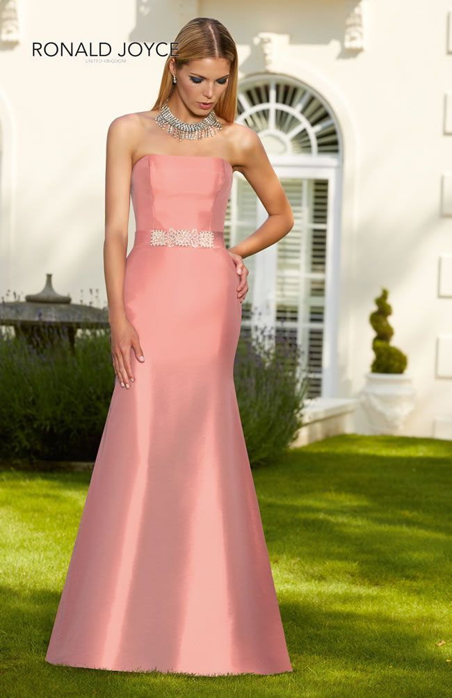 Wedding dresses and bridal gowns. This Ronald Joyce bridesmaid collection  is perfect for your girls 6a64446de46f