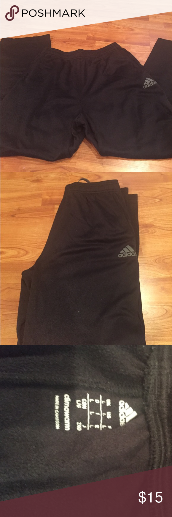 Adidas men's pants Excellent condition adidas Pants Sweatpants & Joggers