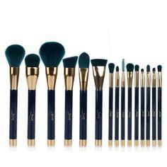dupe for sonia kashuk makeup brushes jessup 15pcs pro