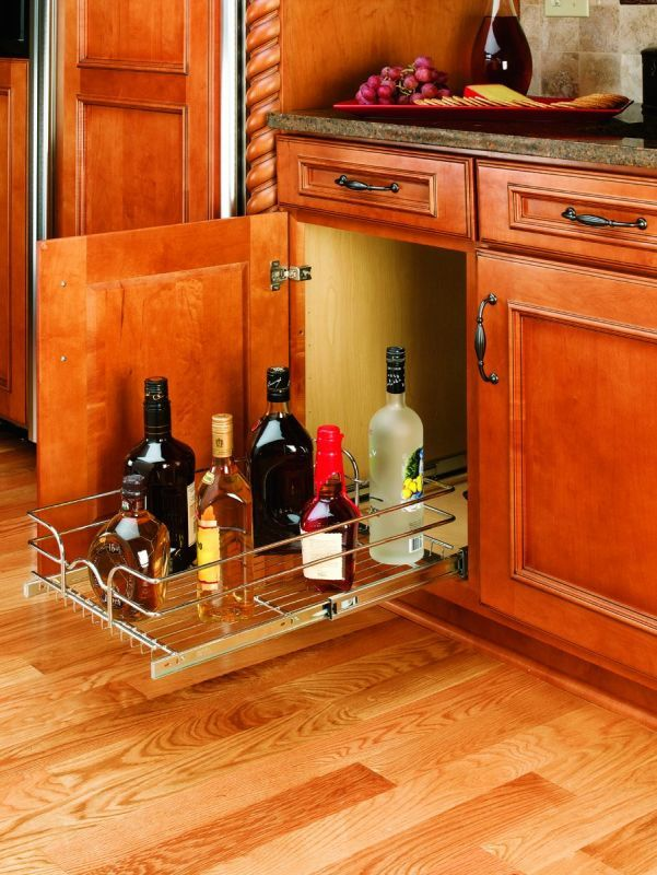 Rev A Shelf 5wb1 1522 5wb Series 15 Wide By 22 Deep Pull Out