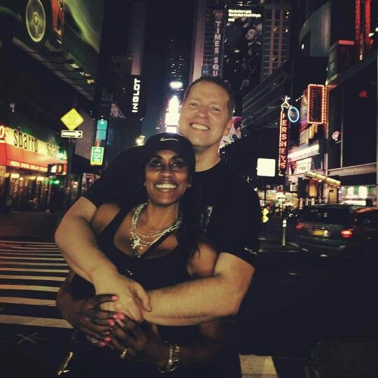 Is there interracial dating in new york