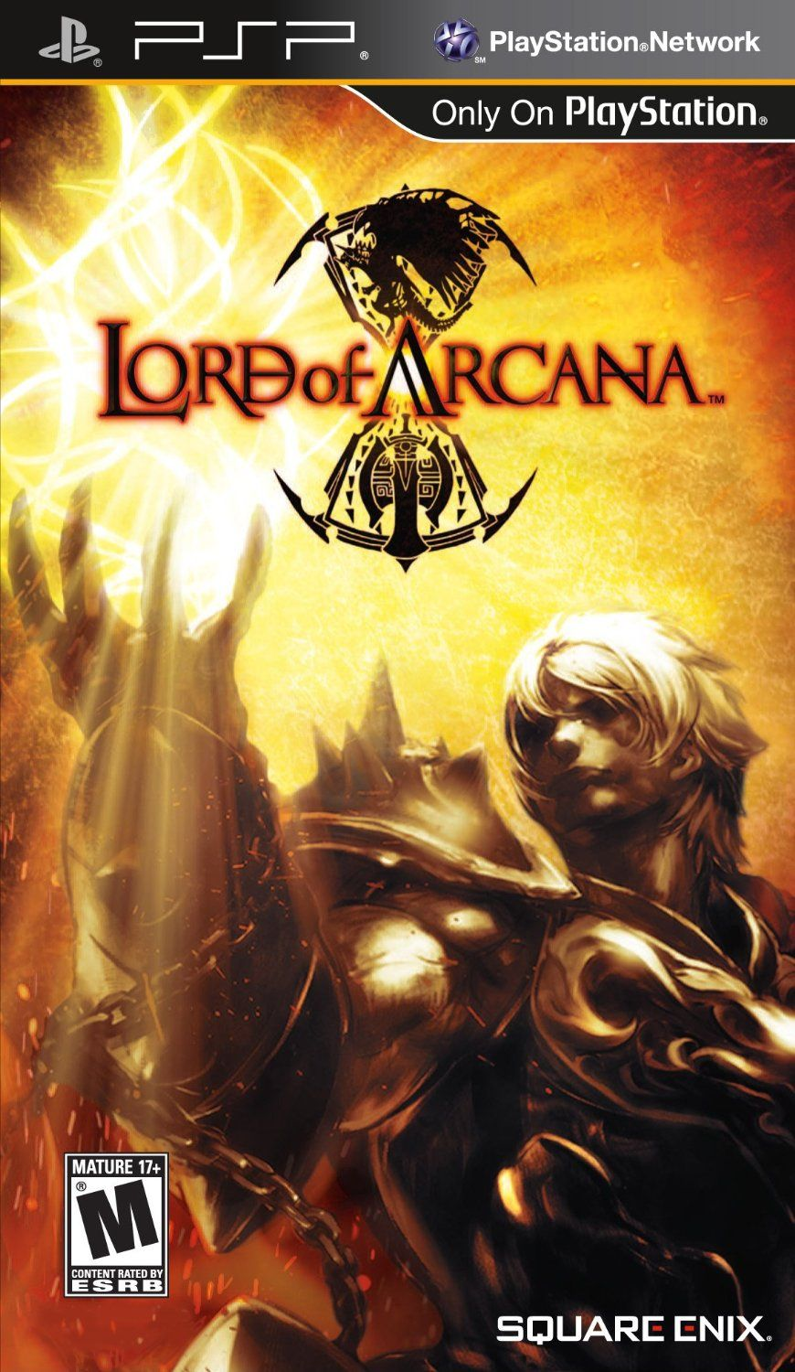 Amazon com: Lord of Arcana - Sony PSP: Video Games | Covers
